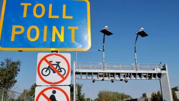 Premier Andrews has ruled out tolling existing roads.