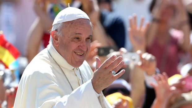 The Pope has issued an urgent call for humanity to tackle climate change and protect the planet.