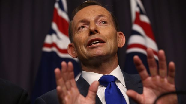 """Prime Minister Tony Abbott: """"What happens if they get off? That's the problem."""""""