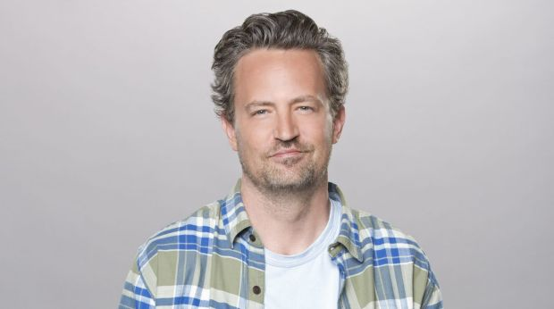 Matthew Perry from his role in <i>The Odd Couple</i>.
