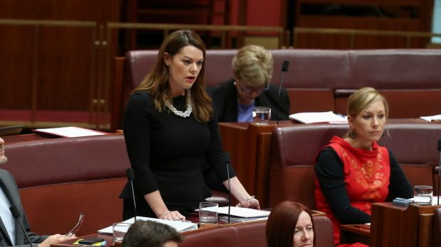 Greens senator Sarah Hanson-Young is moving to prohibit votes on all immigration and citizenship bills unless the ...