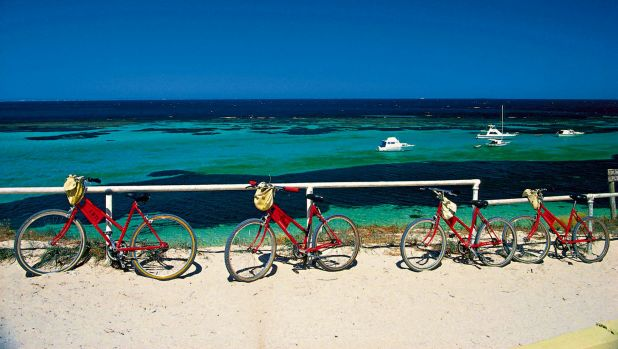Rottnest Island has been one of many places in WA to get a boost in local tourism in 2015.
