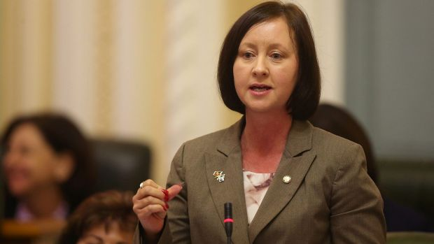 Attorney-General Yvette D'Ath has introduced no body, no parole legislation.
