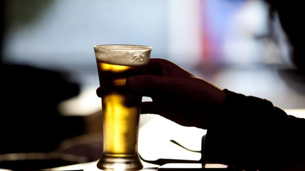 """Increased beer sales and and higher prices have helped the brewer report """"good growth"""" in Australia."""