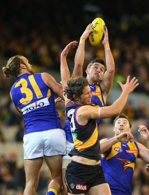 Elliott Yeo had found his niche on the half-back flank.