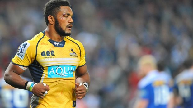 Henry Speight has been ruled out for up to eight weeks after suffering a fracture above his left eye.