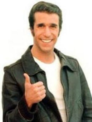 Heeey! Henry Winkler was briefly in the frame to play Danny in <em>Grease.</em>