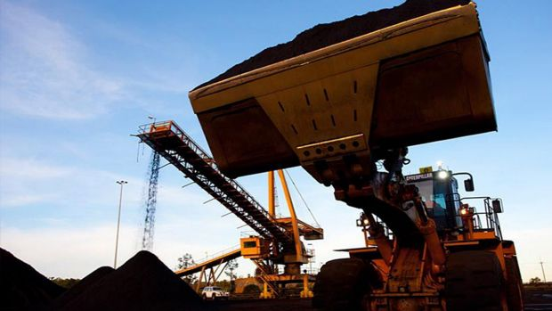 About to be dumped? Fossil fuel future less likely for Australia, Ross Garnaut says.