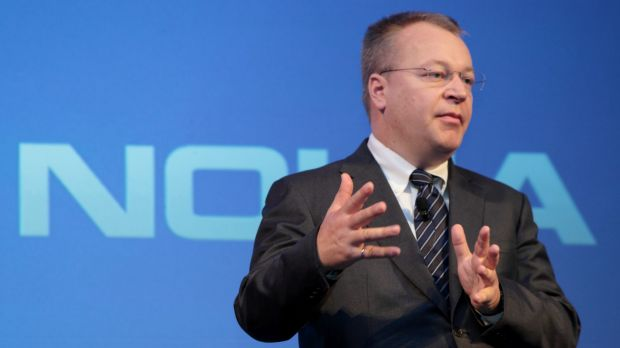 The future of Telstra hinges on Stephen Elop, former chief executive of what was once the ubiquitous Finnish mobile ...