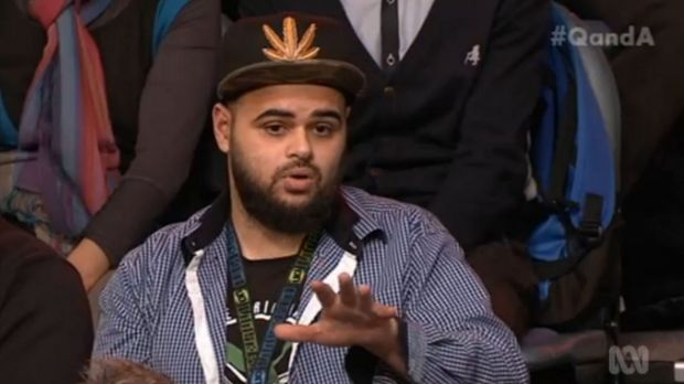 """Zaky Mallah: """"The Liberals have just justified to many Australian Muslims in the community tonight to leave and go to ..."""