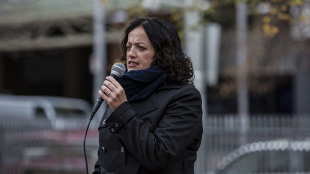 Unfair over-reach: CPSU national secretary Nadine Flood.