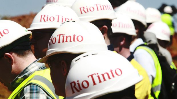 """Rio Tinto earned an  """"E+"""" for what the Union of Concerned Scientists called its """"hypocrites"""" grading."""
