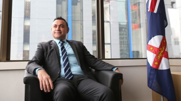 "NSW Minister for Skills John Barilaro said he had apologised to TAFE staff who ""had to endure"" the controversial IT system."