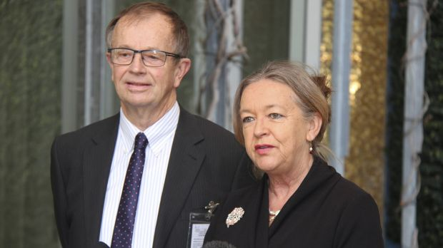 Emeritus Professor Anthony Shaddock and ACT Education Minister Joy Burch have agreed on 50 recommendations arising from ...