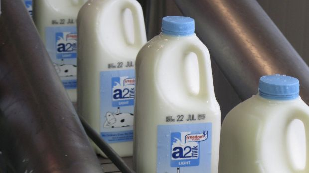 A2 Milk recorded buoyant sales in China during 'Singles day'.