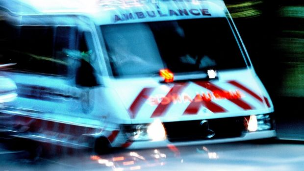 Four people are in hospital after a two-car crash in Canberra.