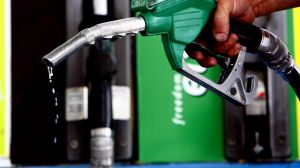 Petrol prices hit $1.445 a litre in the week leading up to the Easter holidays, rising more than 3.5 cents in just a ...