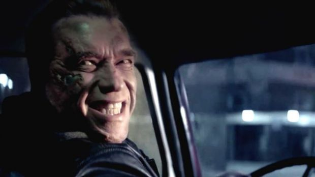 Not all the critics are smiling after watching <i>Terminator: Genisys</i>.