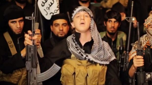 """Bankstown teenager Abdullah Elmir, dubbed the """"Ginger Jihadi"""", is one of several radicalised Australians who left the ..."""
