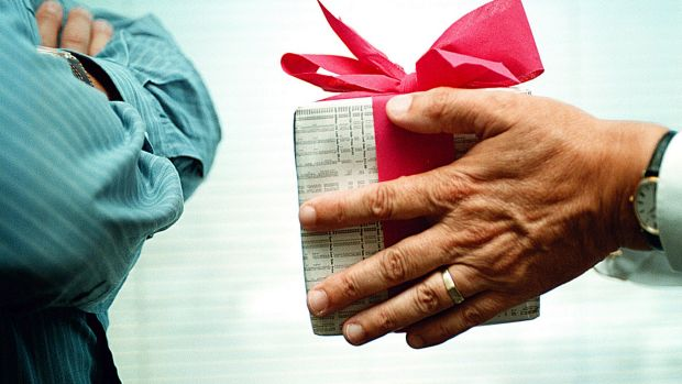 Is the gift a good match for the person?That's what counts in gift giving.