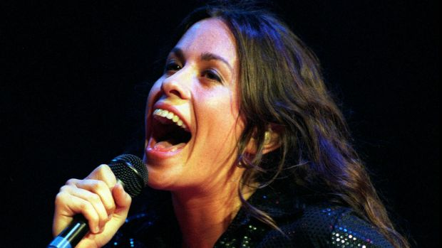 Alanis Morissette announces first Australian shows in almost 20 years