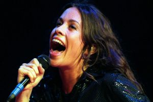 Grammy-winning singer Alanis Morissette will perform in Australia for the first time since 1999.
