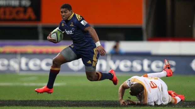 Game first, kava later: Winger Waisake Naholo is firmly focused on the Highlanders' semi-final clash against the ...