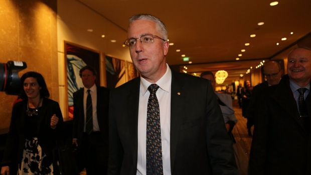 ABC managing director Mark Scott is retiring in June 2016 after a decade in the job.