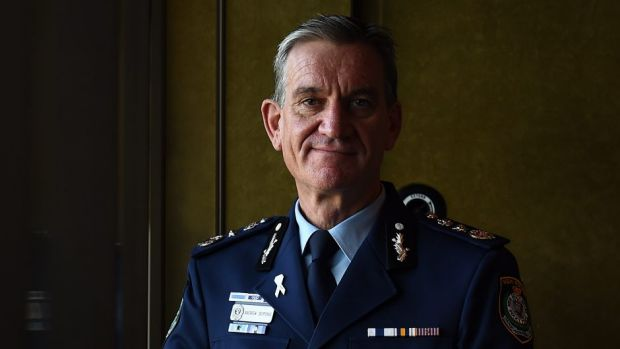 """""""While I am the commissioner, I will continue to engage with as many groups and members of the NSW community as I can."""": ..."""