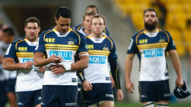 The Brumbies were knocked out of the finals this year by the Hurricanes - and will get a chance for revenge in round 1, 2016.