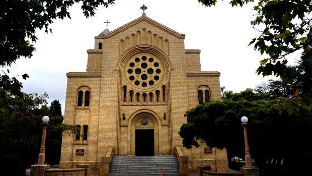 St Christopher's Cathedral in Manuka will be one of many churches in Canberra to host Easter services this weekend.