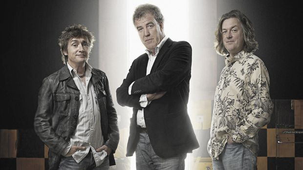 Jeremy Clarkson, Richard Hammond and James May are teaming up again for a motoring program for Amazon.