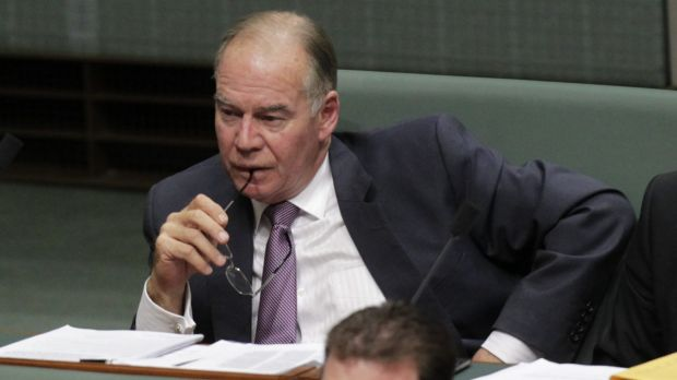 "Victorian Russell Broadbent says he will continue to attend party room meetings if Speaker: ""I have a responsibility to ..."