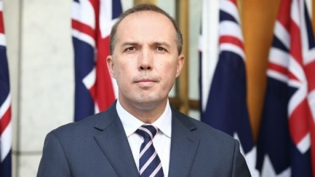 Immigration Minister Peter Dutton's attack on Fairfax Media failed to gain the support even of his own ministerial ...