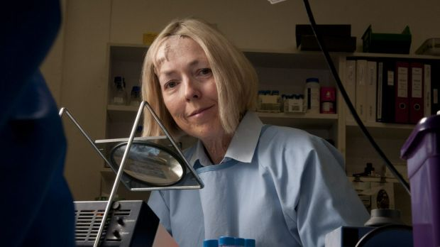 University of Queensland Professor Maree Smith, who discovered the technology.