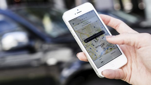An Uber driver was assaulted in the early hours of Sunday morning at Surfers Paradise.