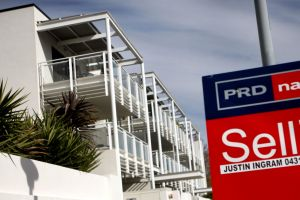 Selling... like hotcakes. New apartment sales rose to a new monthly national record of 1,976 in May, HIA figures show.