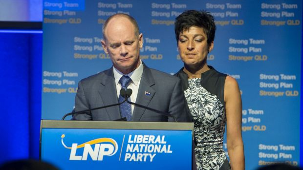 Mr Beattie says Campbell Newman could have won the 2015 election if he was honest about the impact of the GFC on ...