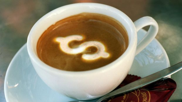 Perth still has the highest-priced coffee, according to the Coffee Economist's cappuccino price index.
