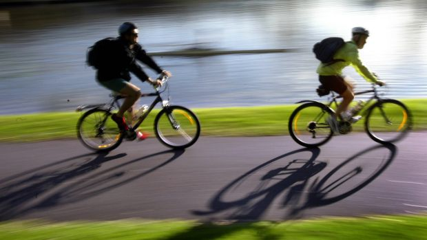 Canberra's cyclists will not be forced to carry ID despite NSW mandating it from March 2016.