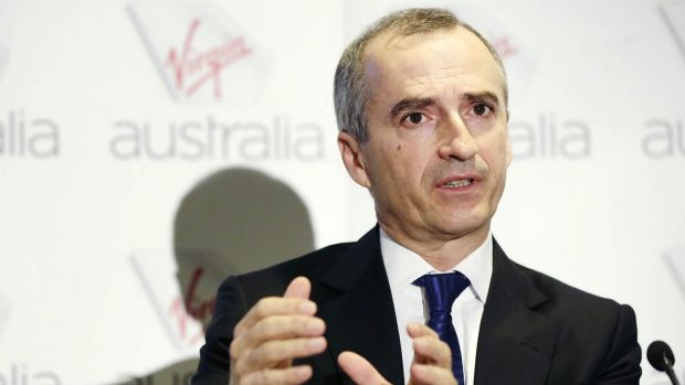 Virgin chief executive John Borghetti said the airlines was ahead of its target of achieving $1 billion in cost savings ...