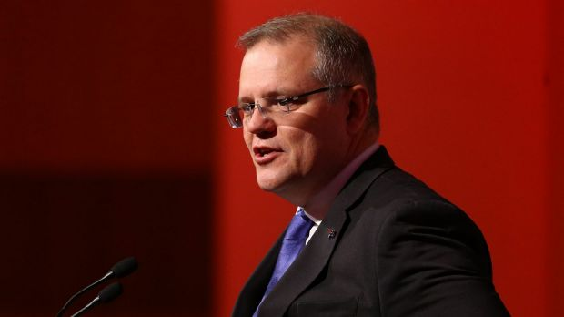 Social Services Minister Scott Morrison is concerned by an Australian Institute of Family Studies report showing problem ...