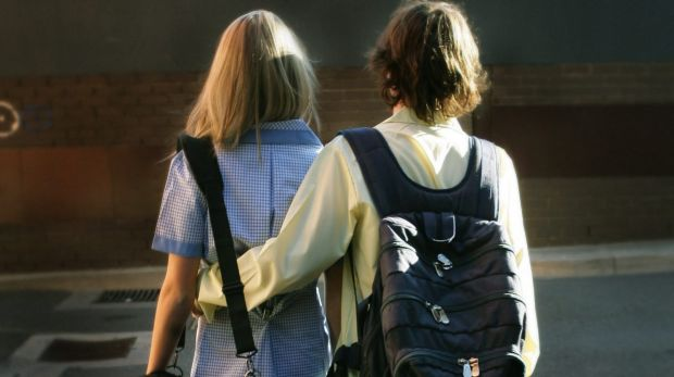 It is hardly unknown for teens to have sex before adults think the time is right.