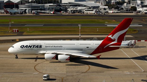 Much of Sydney Airport – most notably its runways – sits on reclaimed land.