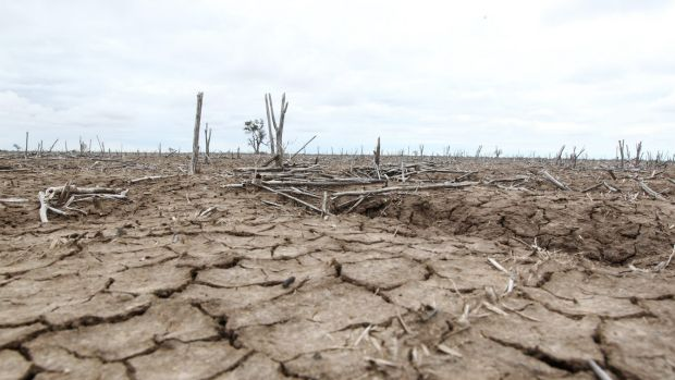 Drought conditions are spreading into the lower Murray-Darling Basin.