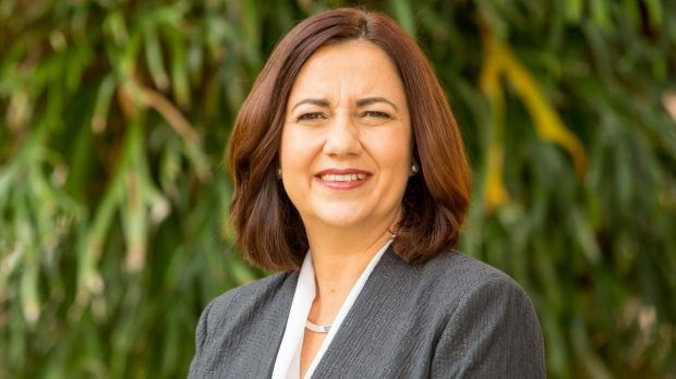 Eight months in and some pressure is noticeable within the Palaszczuk Government