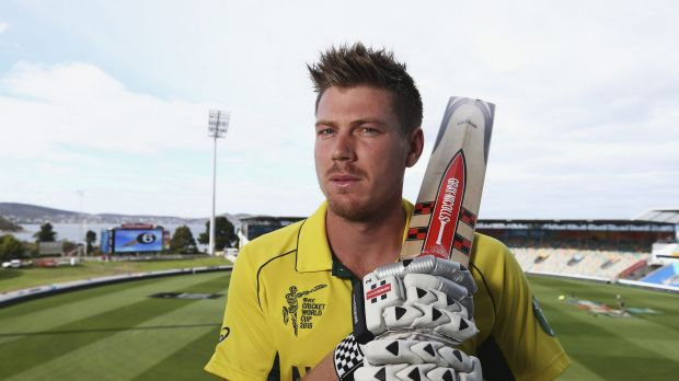 James Faulkner has been bowling well in the Sheffield Shield, taking consistent wickets for Tasmania.