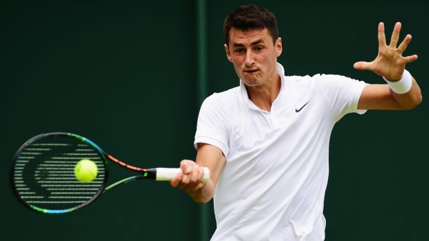 Bernard Tomic's relationship with Tennis Australia has been strained.