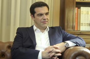 "Greek Prime Minister Alexis Tspiras  after Greeks voted overwhelmingly ""No"" in a historic bailout referendum."