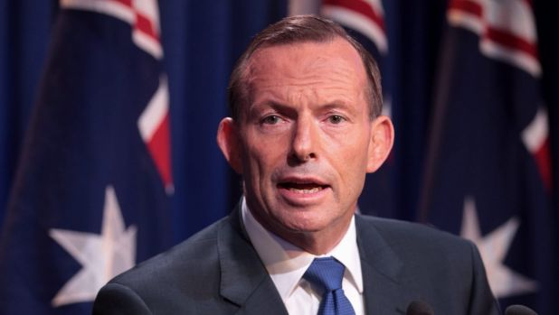 """Prime Minister Tony Abbott said the difference between Australia and the rest of the world was that """"when we make ..."""